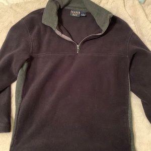 65da3c705721f1 Trader Bay Sweaters - Trader Bay 1 4 Zip Fleece Jacket